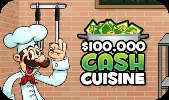 Cash Cuisine Slot