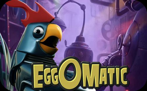 Eggomatic Slots